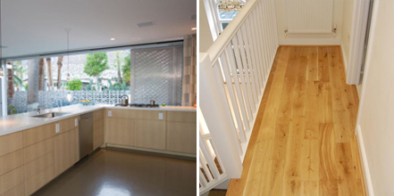 Laminate & vinyl flooring supplied and fitted across the Isle of Wight